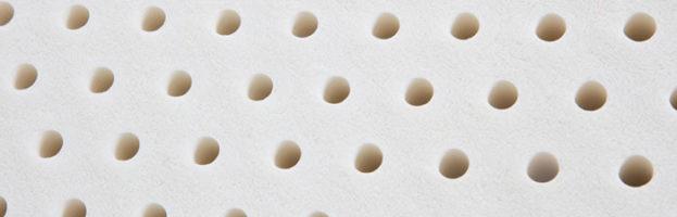 Guanciali in lattice