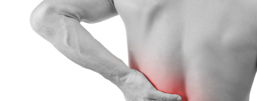 Trattamento di parsimonia di un nervo in reparto sacrale di una spina dorsale